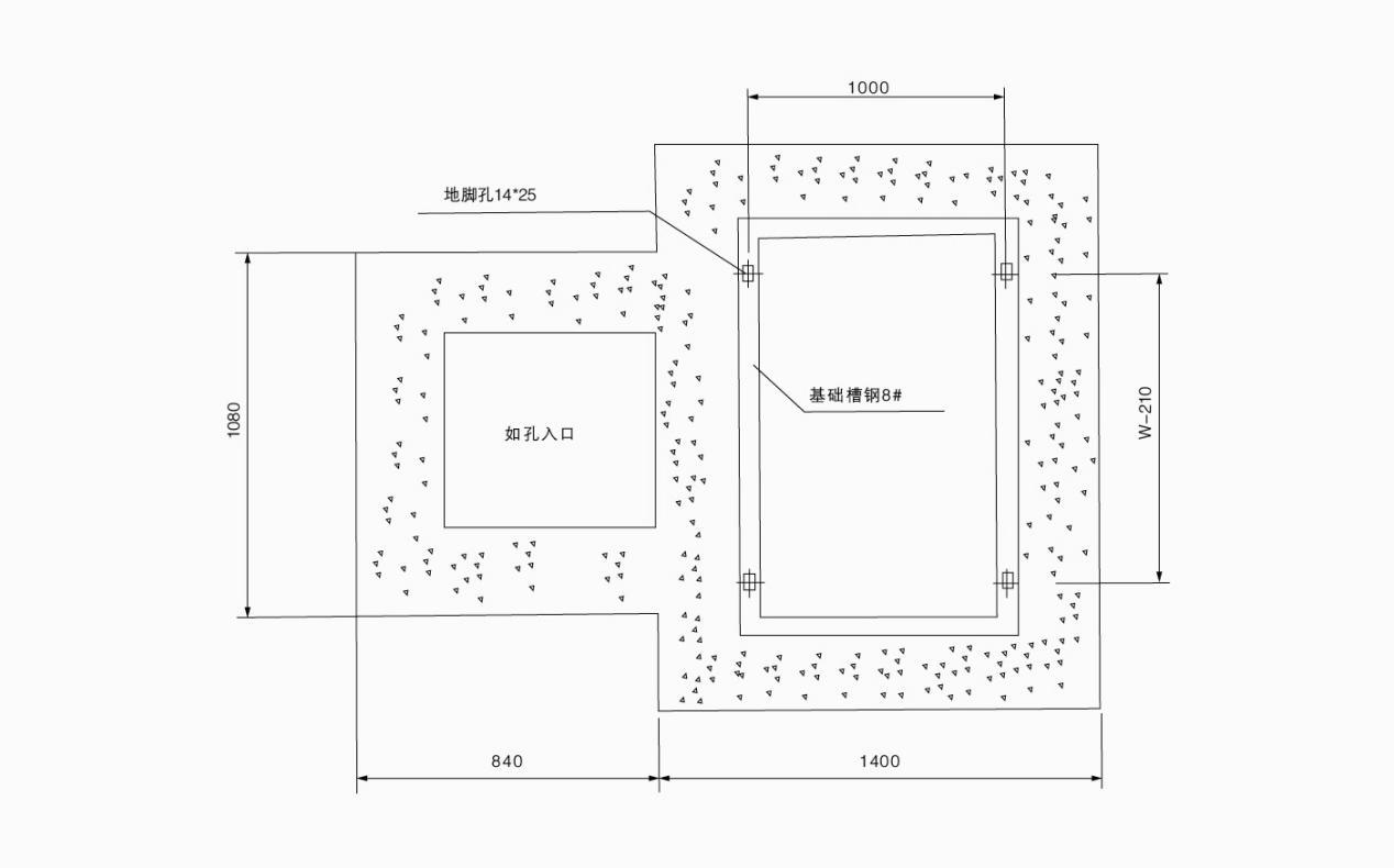 K电缆分支箱规格图二