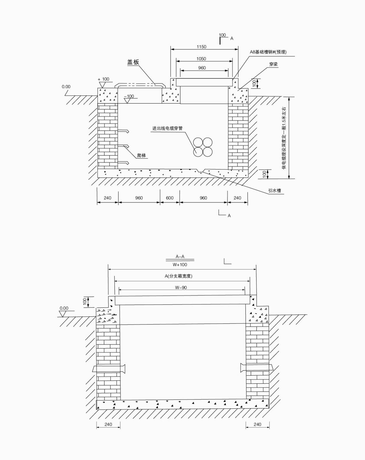 K电缆分支箱规格图三